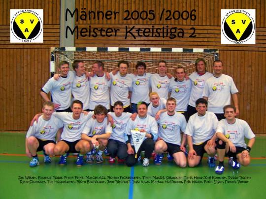 2005-06-Männer-Meister