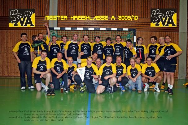 2009-10 Männer Meister